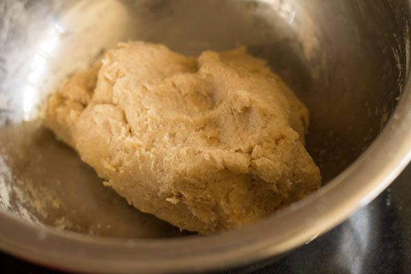 dough for Goan neurios recipe