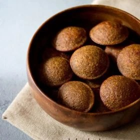 instant whole wheat appam recipe
