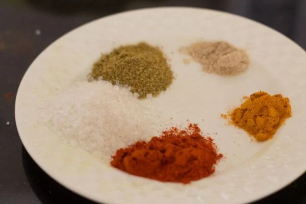 ingredients for nimbu ka achaar recipe