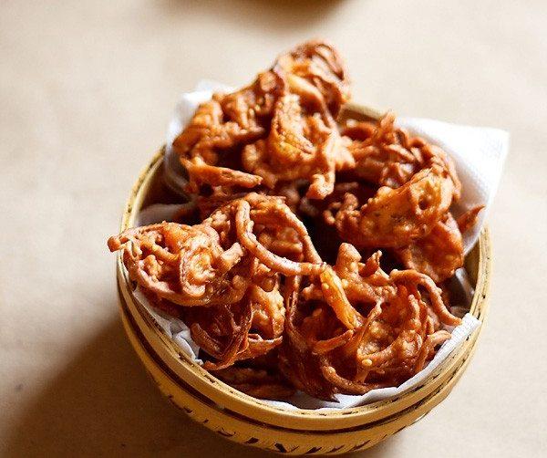 pakora - street food recipes