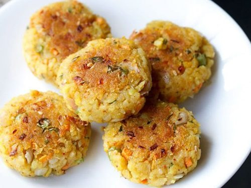 poha cutlet recipe