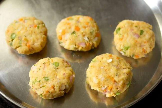 making poha cutlet recipe