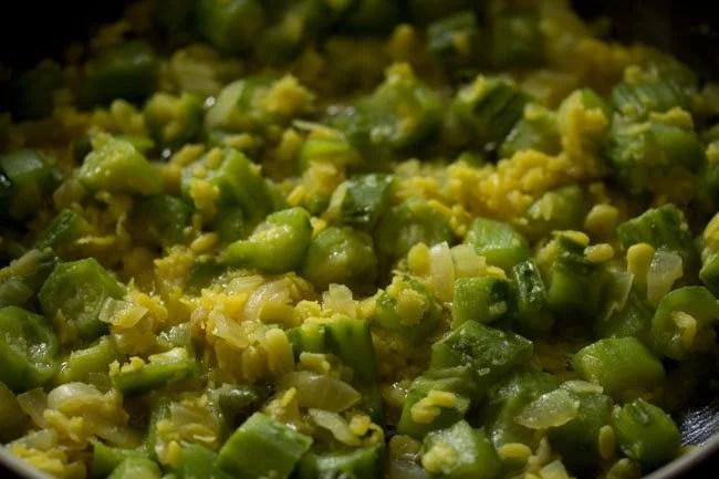 making turai sabzi recipe