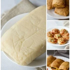 rough puff pastry recipe