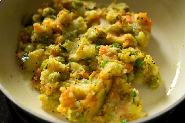 veggies for making vegetable bonda recipe