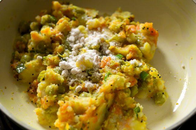 salt for making vegetable bonda recipe