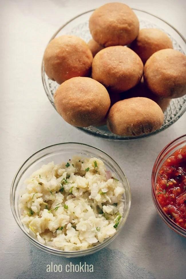 aloo chokha recipe