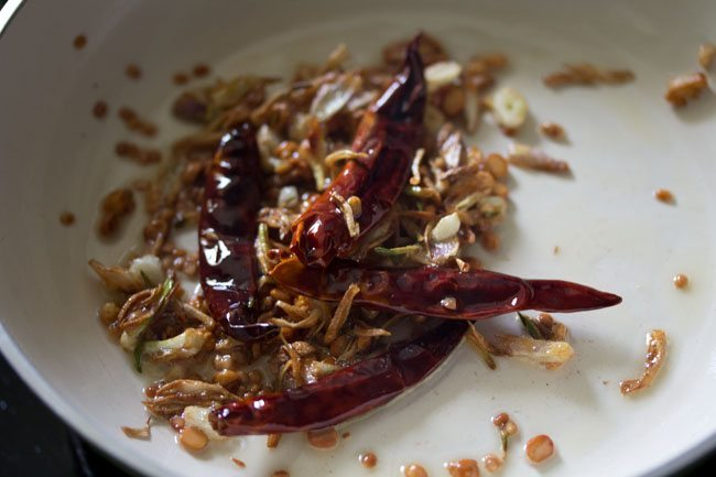 chilies for making kara chutney recipe