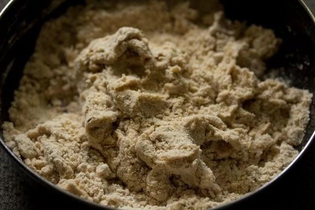 dough for khasta roti recipe
