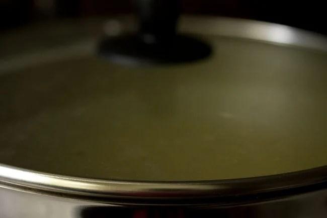 making methi paneer masala recipe