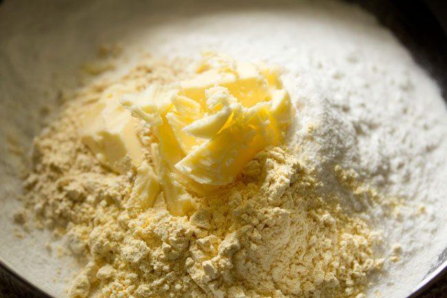 butter to make butter murukku recipe