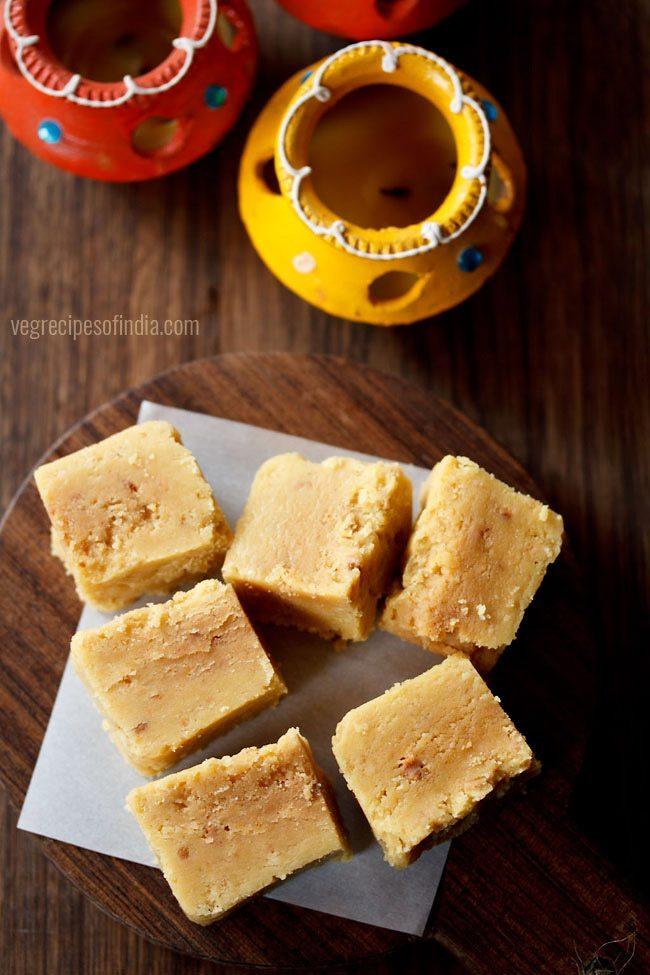easy mysore pak recipe