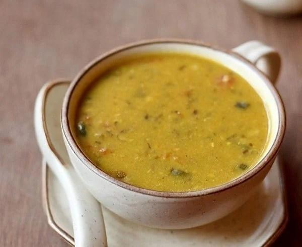 Rajasthani panchmel dal recipe