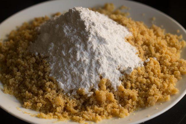 add 1 cup of powdered sugar