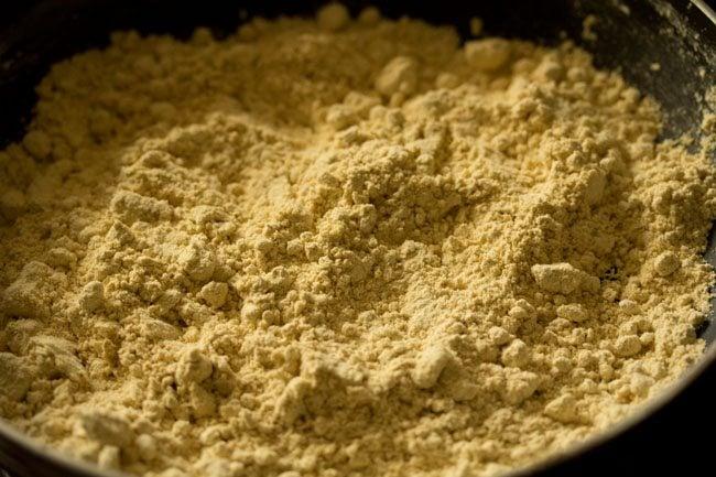 sattu flour for making sattu ladoo recipe