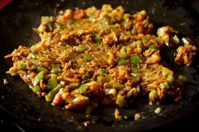 spices to prepare mushroom masala recipe