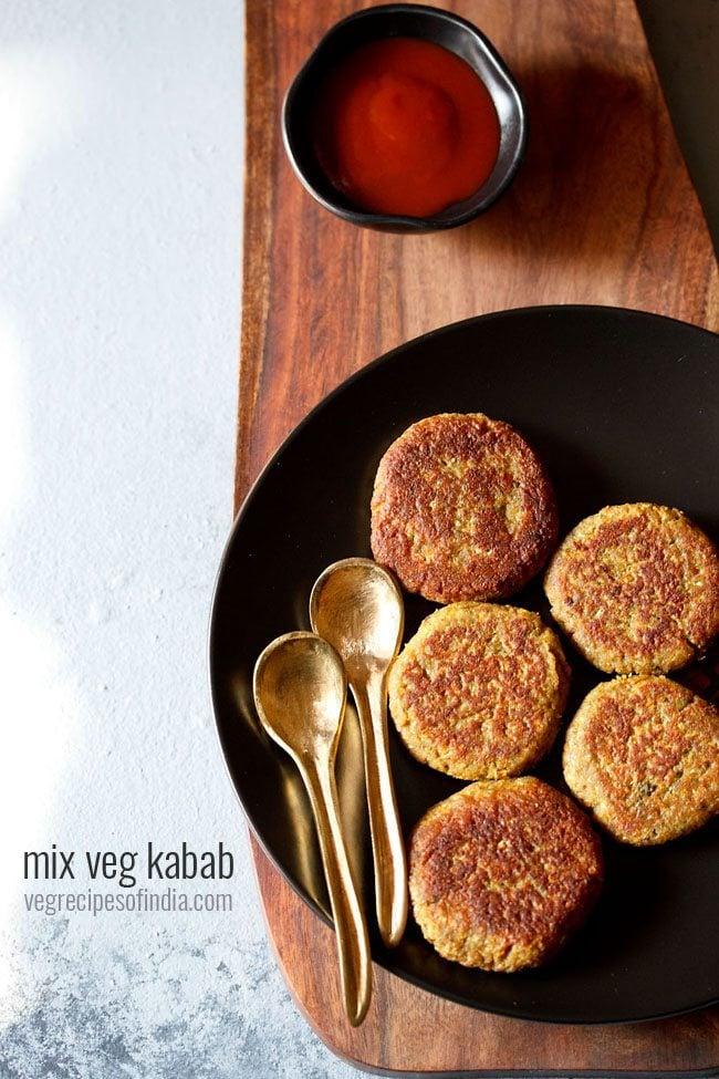 kabab recipe, kabab recipe, veg kabab recipe