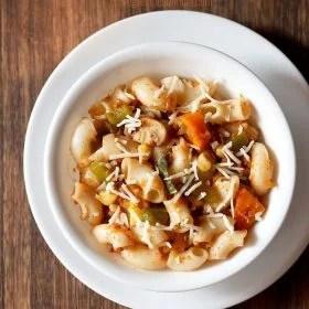 red sauce pasta recipe, pasta in red sauce recipe