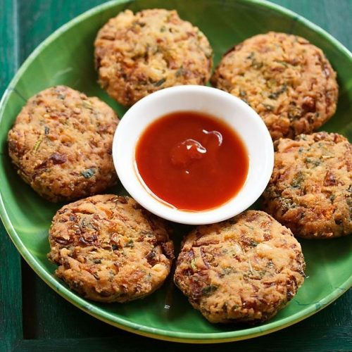 vada recipe with mixed vegetables, veg vada recipe