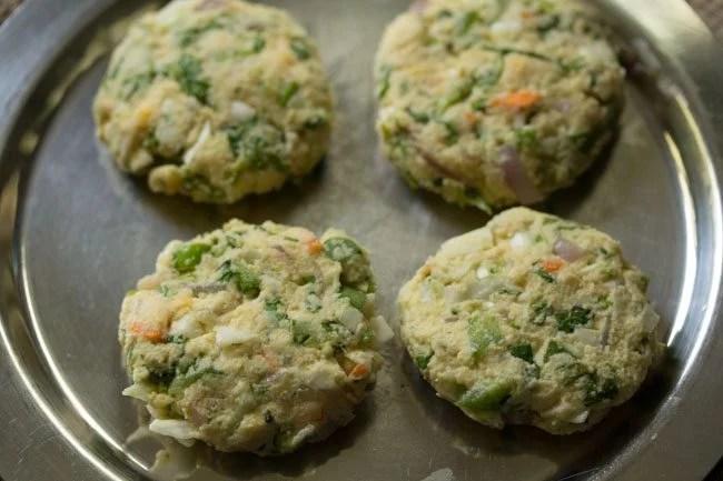 making veg dal vadai recipe