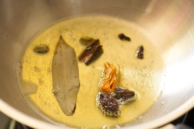 spices for lucknowi biryani recipe