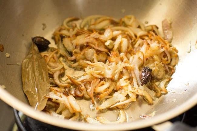 making lucknowi biryani recipe
