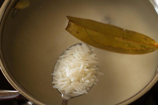 preparing awadhi biryani