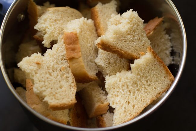 bread to make instant bread dosa recipe