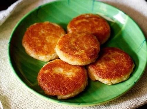 corn patties recipe