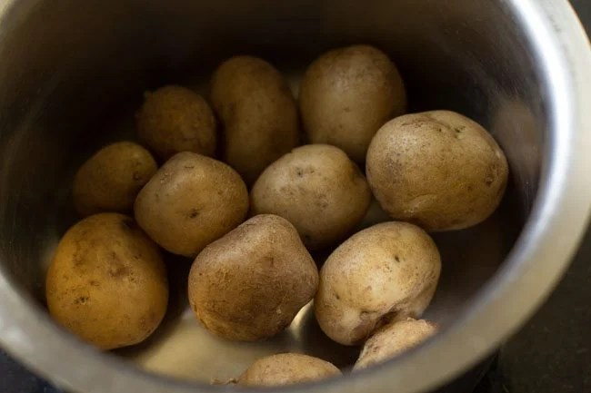 potatoes to make dum aloo recipe