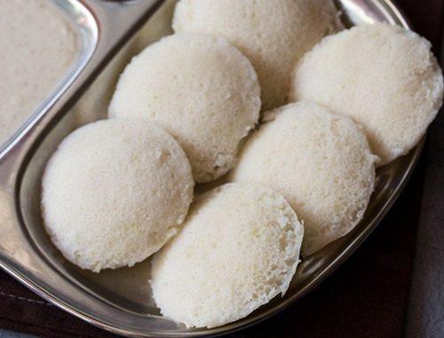 instant idli recipe with poha