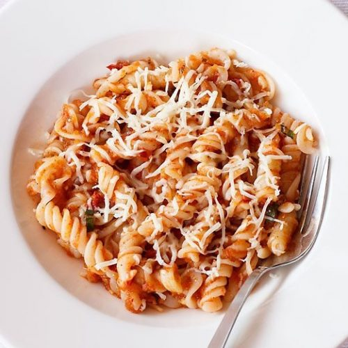 pasta arrabiata recipe