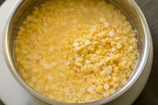 dal to make ram ladoo recipe