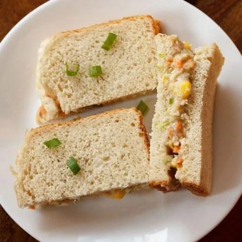 veg coleslaw sandwich recipe