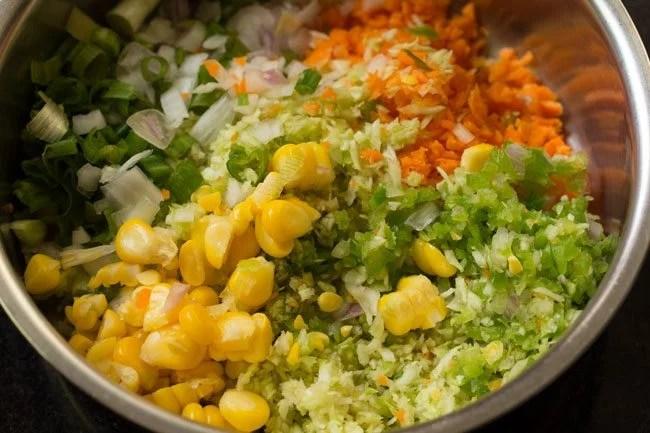 veggies to make coleslaw sandwich recipe