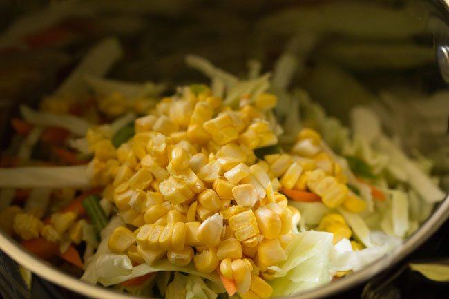 corn for preparing 5 spice rice recipe