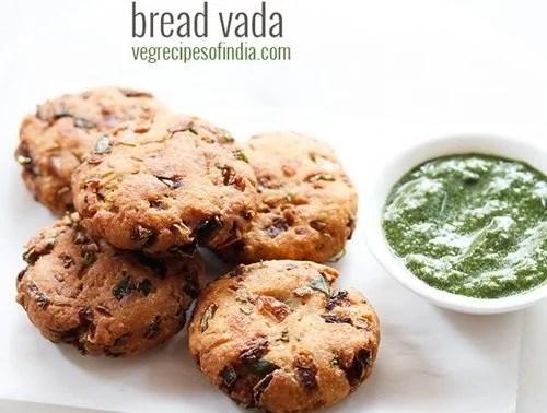 bread vada recipe
