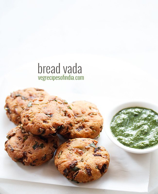bread vada recipe