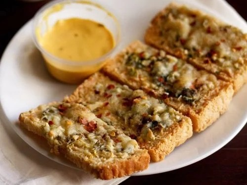 cheese garlic toast recipe