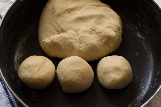 dough for paneer tikka wrap recipe