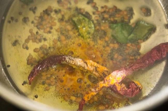 making instant thakkali rasam recipe
