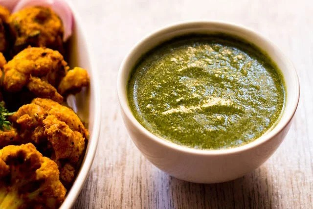 mint chutney for tandoori recipes