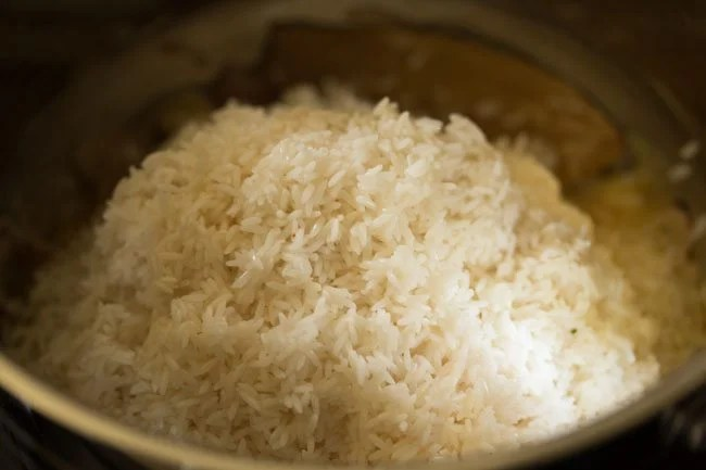 rice for making ney choru recipe