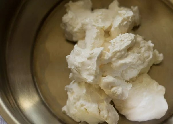 hung curd to make paneer tikka wrap recipe