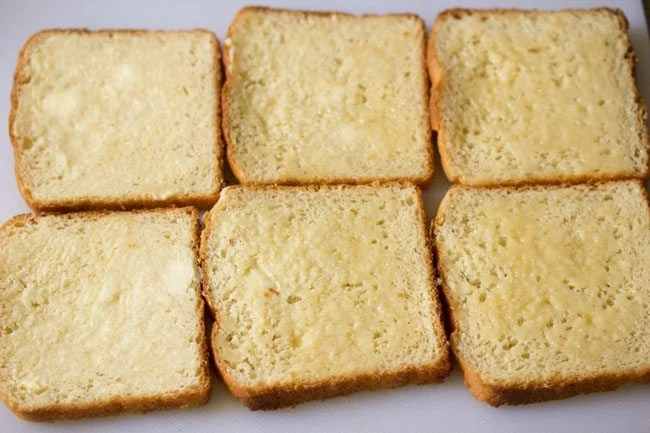bread for paneer sandwich recipe