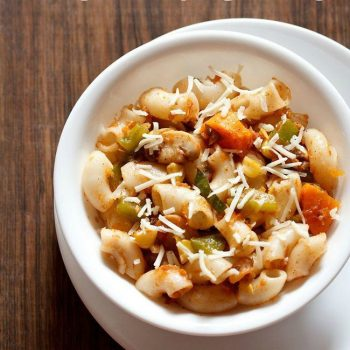 16 easy veg pasta recipes