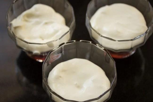 making strawberry cream recipe