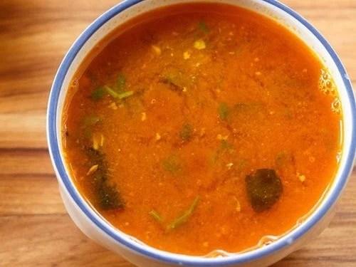 instant tomato rasam recipe
