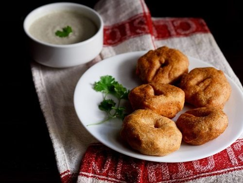 ulundu vada recipe