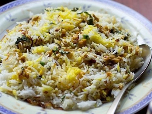 chana dal biryani recipe